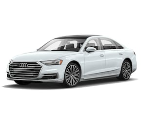2019 Audi A8 L 55 Sedan