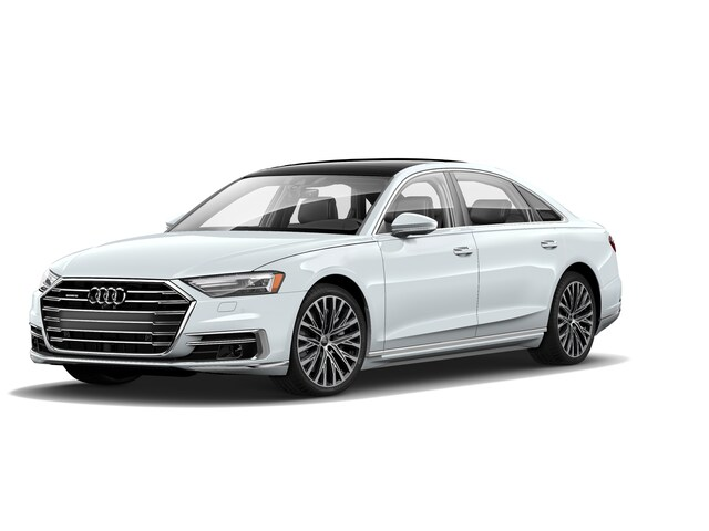 New 2019 Audi A8 L 3.0T Sedan WAU8DAF86KN012909 in Huntington, NY