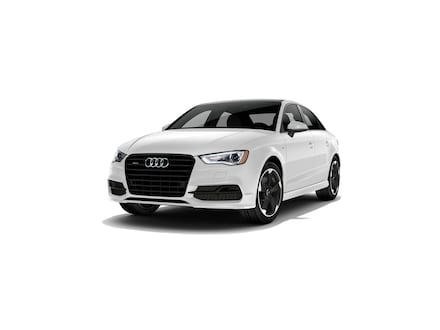 Featured new 2016 Audi A3 2.0T Premium Sedan for sale in South Burlington, VT