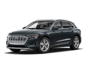 New 2019 Audi e-tron Premium Plus SUV 19AU468 for sale in Burlington Vermont