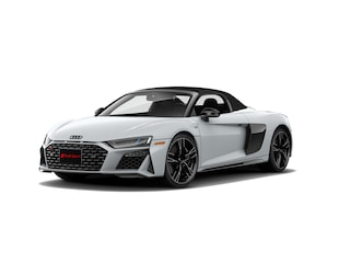 2020 Audi R8 5.2 V10 performance Spyder