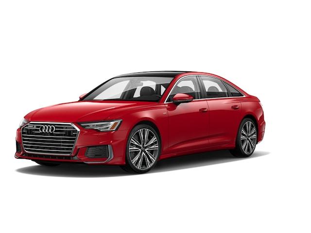 New 2019 Audi A6 3.0T Premium Plus Sedan for sale in Wilkes-Barre, PA