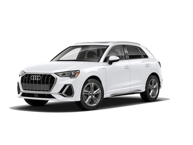 New 2021 Audi Q3 45 S line Premium SUV for sale in Bloomington, IN