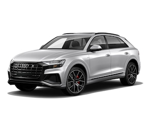 New 2021 Audi Q8 55 Premium Plus SUV for sale in Calabasas