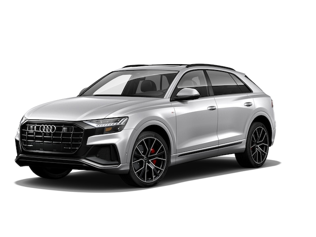 New 2021 Audi Q8 55 Premium Plus SUV Oxnard, CA