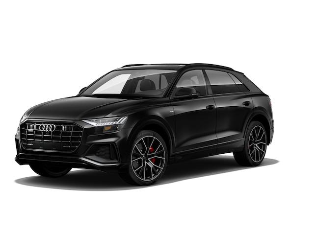 New 2020 Audi Q8 55 Premium Plus SUV for sale in Mendham, NJ