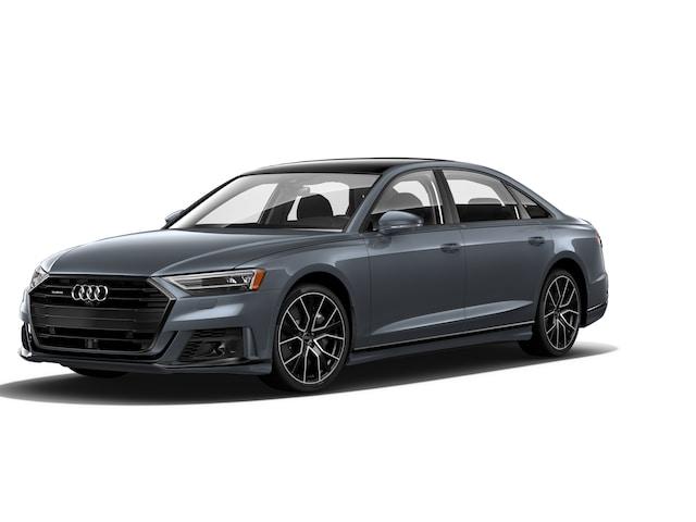 2021 Audi A8 L 55 Car