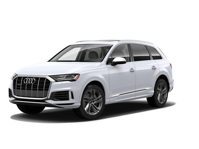 New 2021 Audi Q7 45 Premium Plus SUV for sale in Southampton, NY
