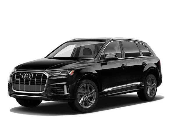 New 2020 Audi Q7 SUV Warrington
