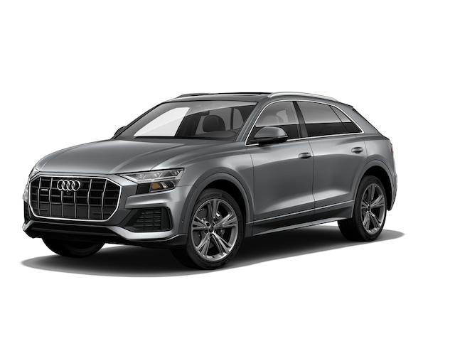 New 2020 Audi Q8 Premium Plus SUV near Atlanta, GA