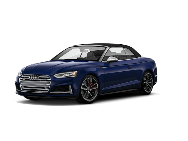 New 2019 Audi S5 3.0T Premium Plus Cabriolet WAUY4GF58KN007722 in Huntington, NY