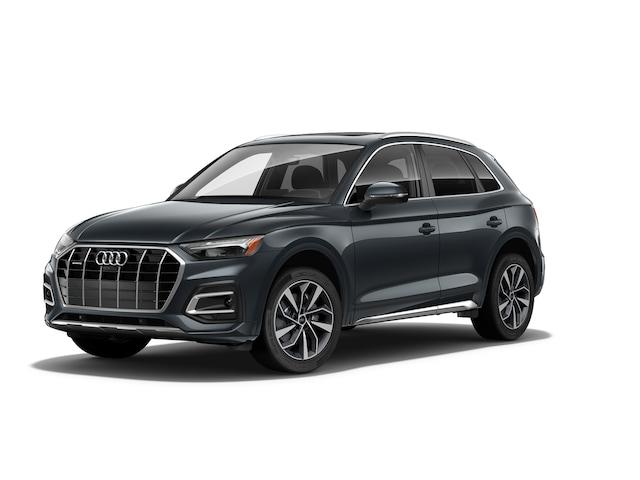 New Audi Lease & Finance Offers 2021 Audi Q5 45 Premium Plus SUV in Calabasas, CA