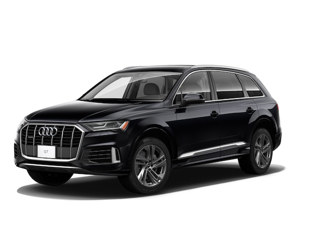 New 2020 Audi Q7 55 Premium Plus Sport Utility Vehicle for sale in Southampton, NY