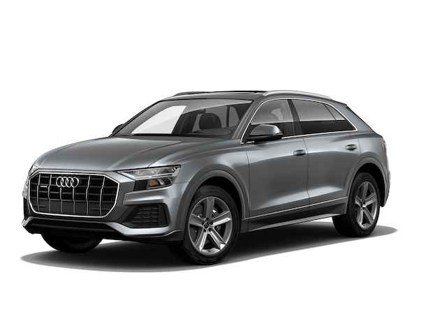 New 2019 Audi Q8 3.0T Premium SUV WA1AVAF1XKD017406 in Huntington, NY