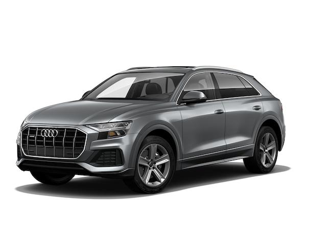New 2019 Audi Q8 3.0T Premium SUV in East Hartford