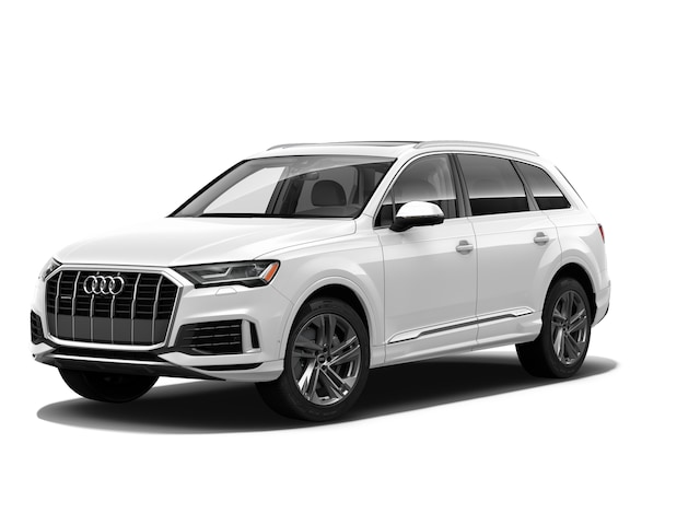 New 2021 Audi Q7 45 Premium SUV WA1AJAF71MD023582 MD023582 for sale in Sanford, FL near Orlando