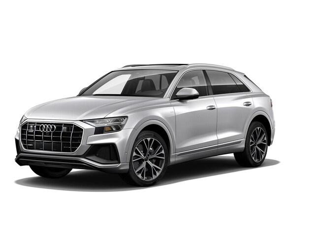 New 2020 Audi Q8 55 Premium Plus Premium Plus 55 TFSI quattro G7749 for sale in Morton Grove, IL