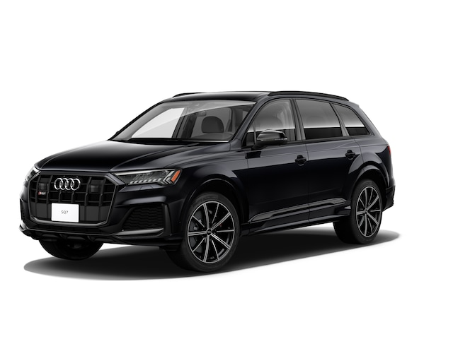 New 2020 Audi SQ7 4.0T Premium Plus SUV in Cary, NC near Raleigh