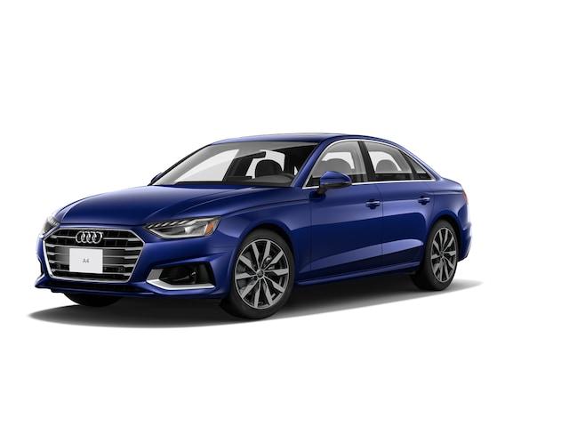 New 2020 Audi A4 40 Premium Plus Sedan Oxnard, CA