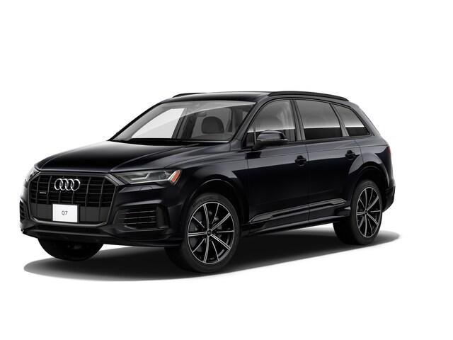 New 2021 Audi Q7 55 Premium SUV WA1LXAF73MD000943 in Atlanta, GA