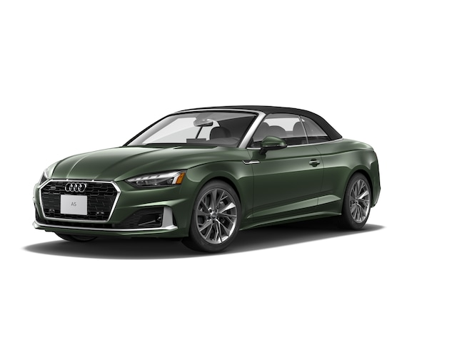 New 2020 Audi A5 2.0T Premium Plus Cabriolet in Rochester, NY