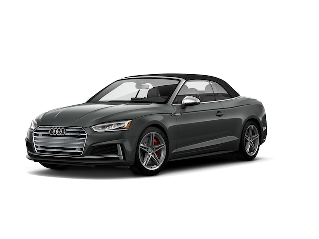 New 2019 Audi S5 3.0T Premium Plus Cabriolet WAUY4GF56KN008707 in Huntington, NY