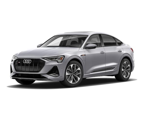 New 2021 Audi e-tron Sportback Premium Plus SUV WA12AAGE4MB028420 MB028420 for sale in Sanford, FL near Orlando