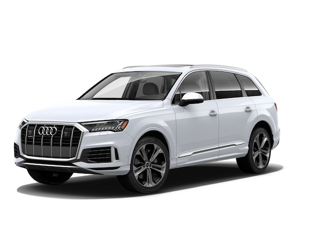 New 2021 Audi Q7 55 Premium SUV WA1VXAF78MD010165 in Atlanta, GA