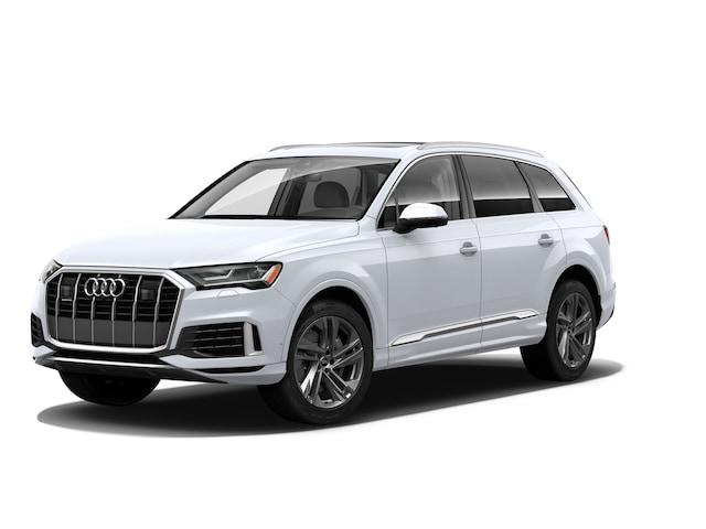 New 2020 Audi Q7 55 Premium Plus SUV in East Hartford