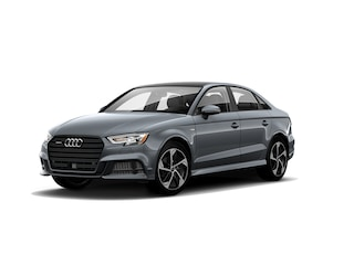 New 2020 Audi A3 2.0T S line Premium Sedan for sale in Boise at Audi Boise