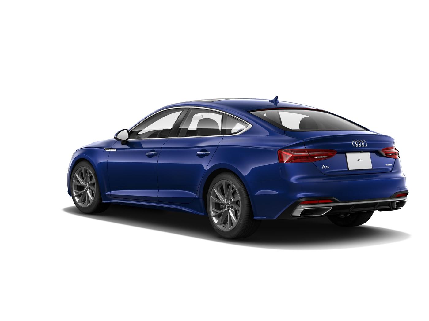 New 2020 Audi A5 Sportback 2 0t Premium Plus Navarra Blue For Sale In Calabasas Ca Stock Ac03187