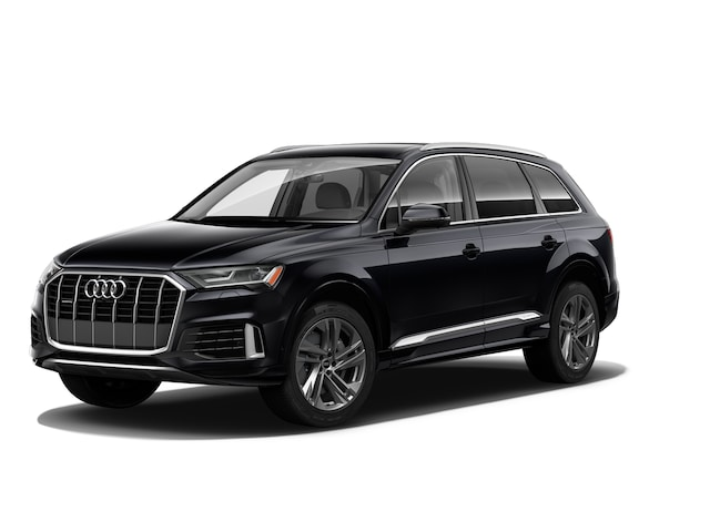 New 2021 Audi Q7 45 Premium SUV near Amittyville, NY