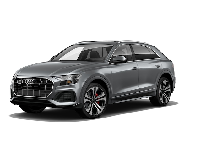 2019 Audi Q8 Premium Plus SUV for sale in Bellingham, WA