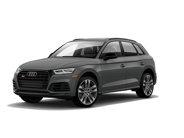 New 2020 Audi SQ5 3.0T Premium Plus SUV for sale in Allentown, PA at Audi Allentown