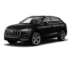 New 2019 Audi Q8 3.0T Premium Plus SUV for sale in Massapequa, NY