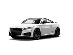 2019 Audi TTS 2.0 Tfsi Quattro Coupe