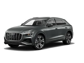 New 2020 Audi Q8 55 Premium Plus SUV for sale in Miami | Serving Miami Area & Coral Gables