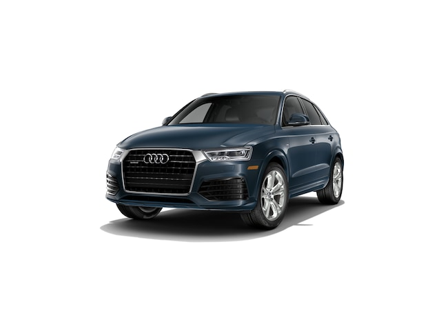 New 2018 Audi Q3 2.0T Premium Plus SUV Denver Colorado
