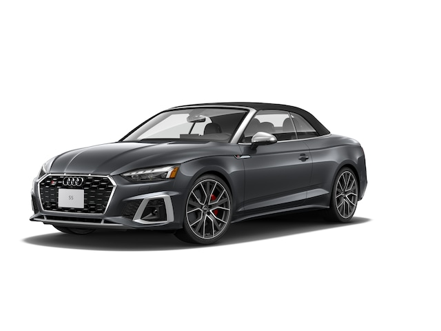 New 2020 Audi S5 3.0T Prestige Cabriolet in Chattanooga