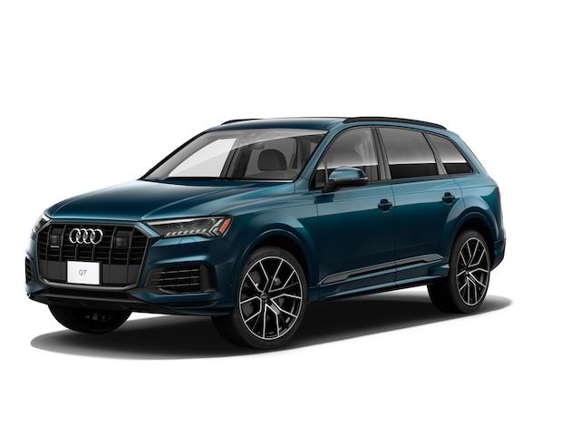 New 2021 Audi Q7 55 Premium SUV for sale in Bloomington, IN