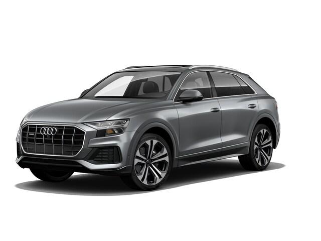 2020 Audi Q8 55 Premium Plus SUV For Sale in Costa Mesa, CA