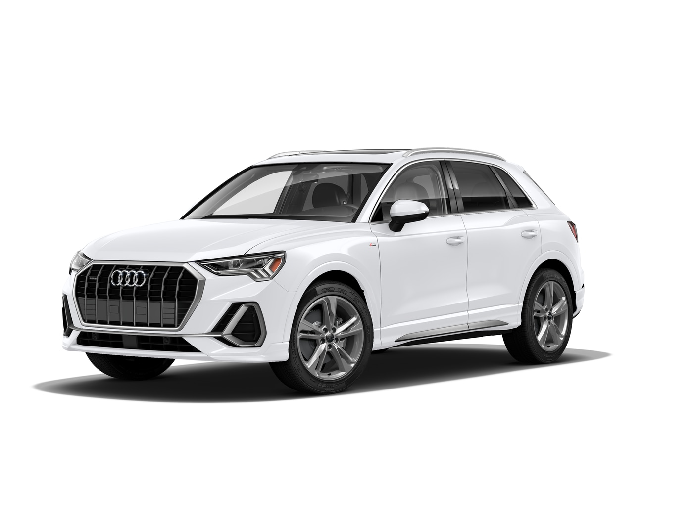 New 2019 Audi Q3 For Sale in Parsippany | VIN: WA1EECF38K1072985