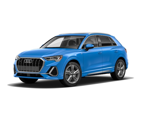New 2020 Audi Q3 45 S line Premium Plus SUV for sale in Wilkes-Barre, PA
