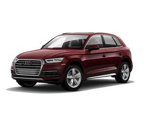 New 2019 Audi Q5 Premium Plus Sport Utility Vehicle for sale in Hyannis, MA at Audi Cape Cod