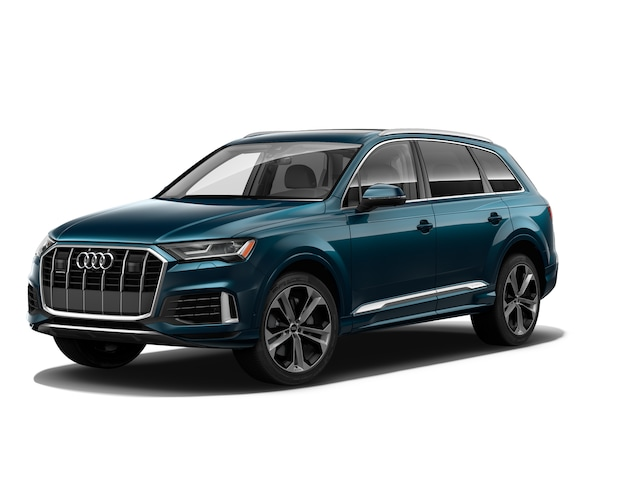 New 2020 Audi Q7 55 Premium SUV for sale in Allentown, PA at Audi Allentown
