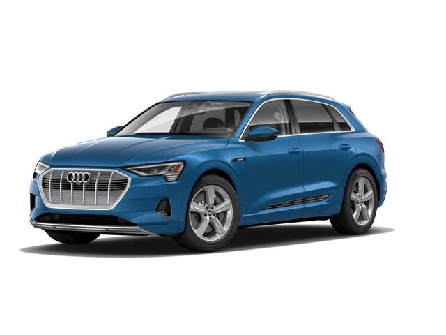 New 2019 Audi e-tron Premium Plus SUV WA1LAAGE8KB020368 KB020368 for sale in Sanford, FL near Orlando