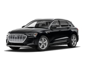 New 2019 Audi e-tron Premium Plus SUV Burlington MA