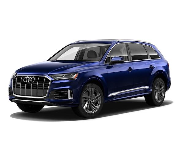 New 2021 Audi Q7 45 Premium Plus SUV for sale in Houston