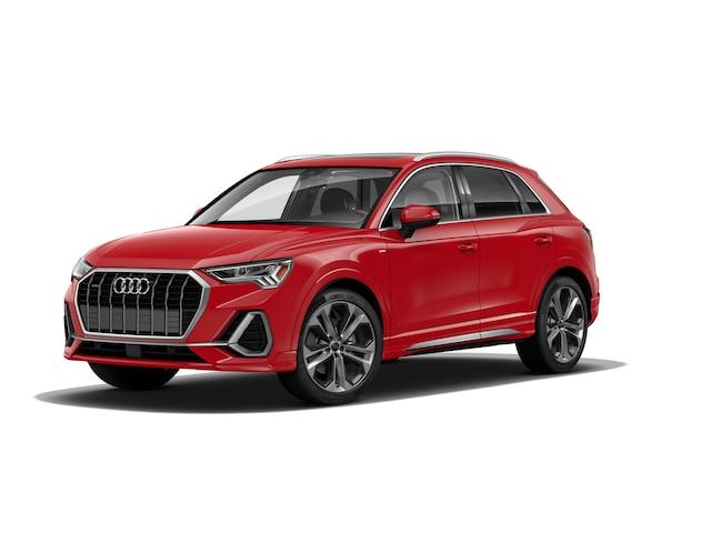 New 2020 Audi Q3 45 S line Premium Plus SUV for sale in Fall River MA