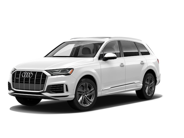 New 2020 Audi Q7 45 Premium Plus SUV in Lubbock, TX